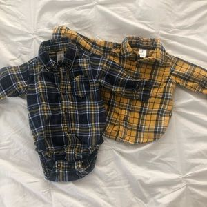 3 month flannels